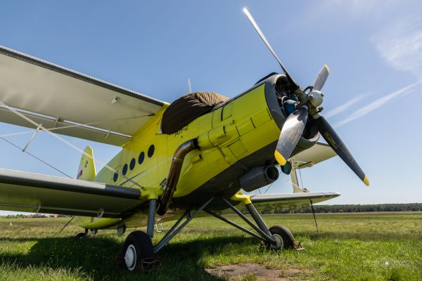 Antonov An-2 (SP-RWE) (fot. Michał Banach)