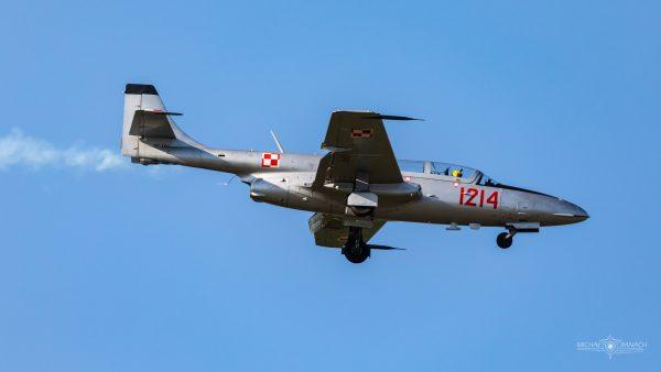 PZL TS-11 Iskra (fot. Michał Banach)