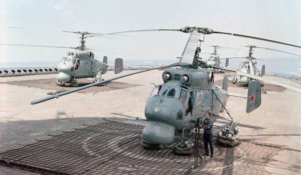 Kamow Ka-25