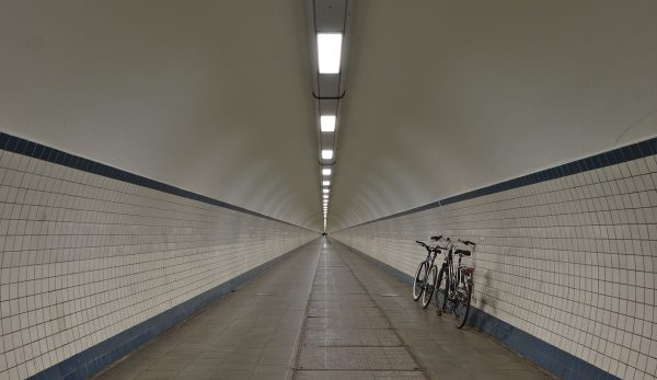 Sint-Annatunnel (fot. Benoit Brummer)