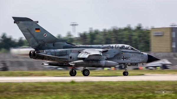 Panavia Tornado ECR (46-50) (fot. Michał Banach)