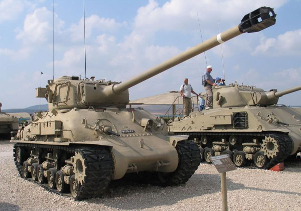 M-51 Super Sherman