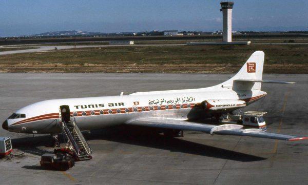 Sud Aviation Caravelle (fot. Piergiuliano Chesi)