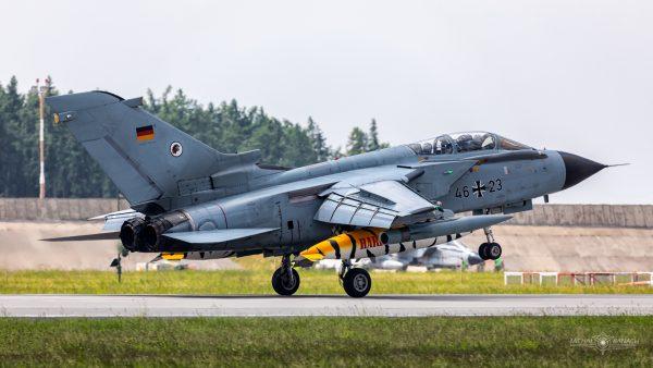 Panavia Tornado ECR (46-23) (fot. Michał Banach)