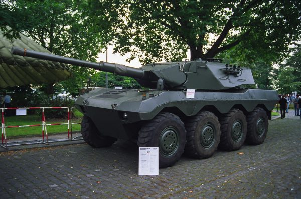 Radkampfwagen 90