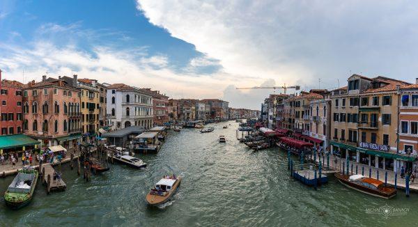 Canal Grande (fot. Michał Banach)