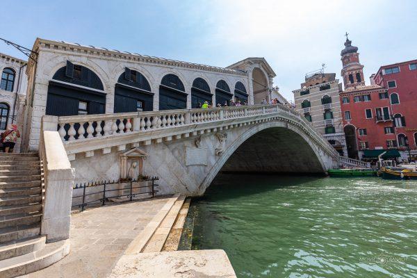 Ponte di Rialto (fot. Michał Banach)