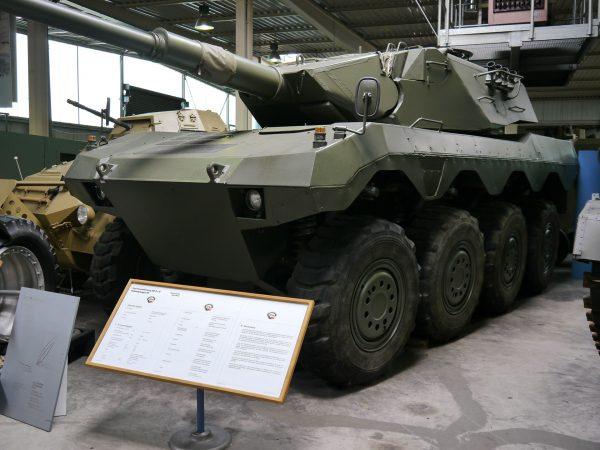 Radkampfwagen 90 (fot. Klaus Nahr)