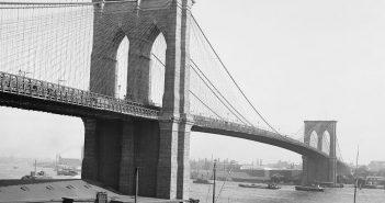 Most Brookliński - najsłynniejszy most w Nowym Jorku