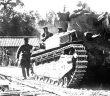 Type 87 i Type 89 - pierwsze japońskie czołgi średnie