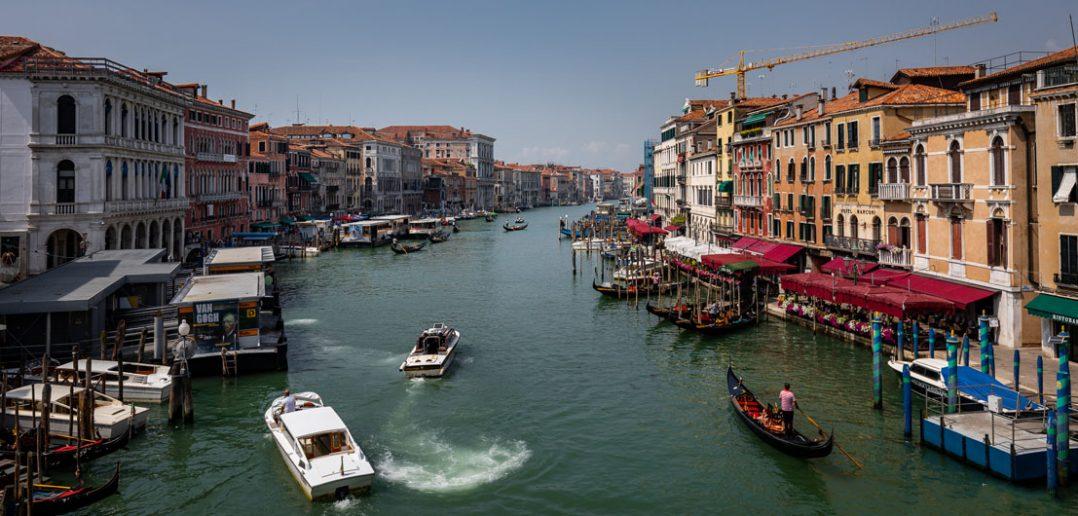 Wenecja - niesamowite miasto na wodzie