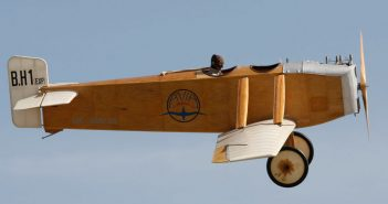 Avia BH-1 - pierwszy samolot zakładów Avia