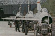 Opuszczona baza lotnicza Željava