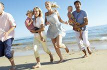 Wczasy nad morzem z dziećmi