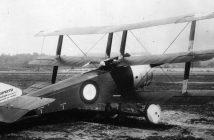Sopwith Triplane - brytyjski trójpłatowiec z I wojny światowej