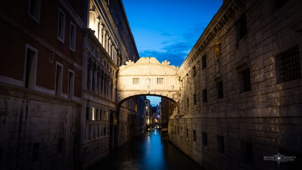 Ponte dei Sospiri (fot. Michał Banach)