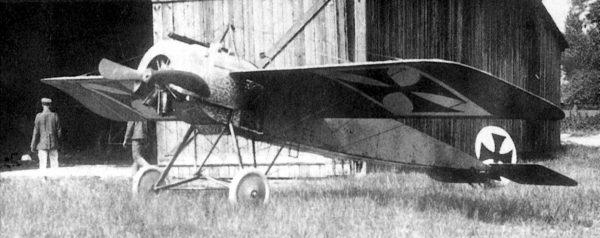 Fokker M.5K/MG