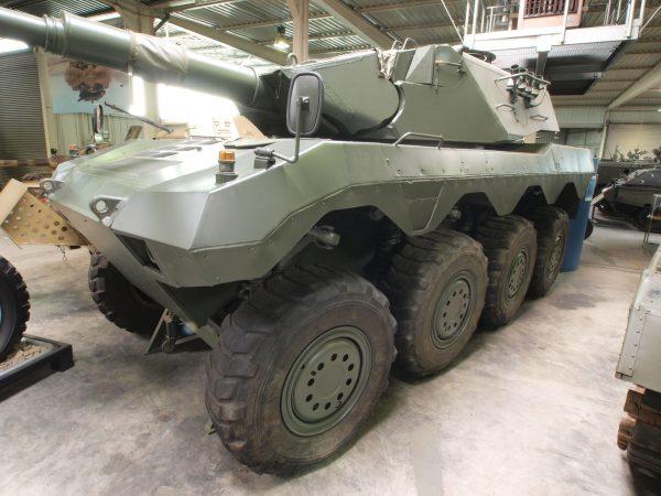 Radkampfwagen 90 (fot. AlfvanBeem/Wikimedia Commons)