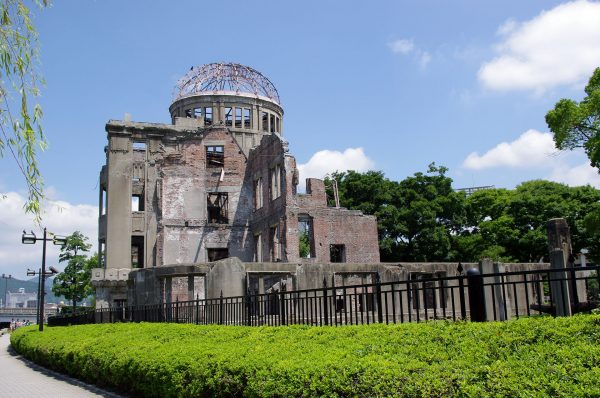 Pomnik pokoju w Hiroszimie (fot. Jakub Hałun)