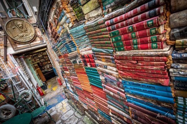 Libreria Acqua Alta (fot. Michał Banach)