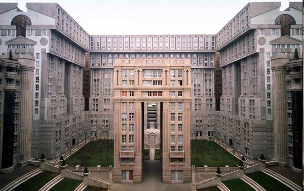 Espaces d'Abraxas (fot. ricardobofill.com)