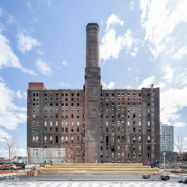 Domino Sugar Refinery (fot. Andrew Campbell Nelson)