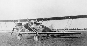 Gotha G.VII - niemiecki samolot rozpoznawczy z I wojny światowej
