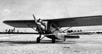 PWS-20 - pierwszy polski samolot pasażerski