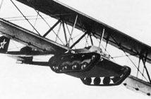 Antonow A-40 - radziecki (prawie) latający czołg