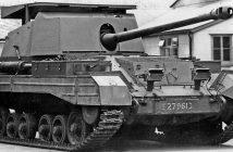 Archer - oryginalny brytyjski niszczyciel czołgów