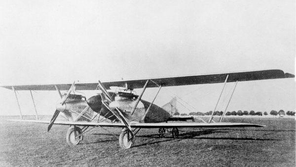 Prototyp Gotha G.VII
