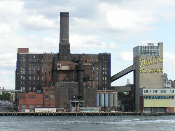 Domino Sugar Refinery (fot. reivax/Flickr.com)