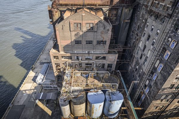 Domino Sugar Refinery (fot. Paul Raphaelson)