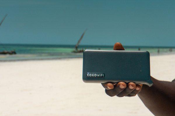 Mobilny router firmy XOXO WiFi może być bardzo przydatny podczas podróży do Chin