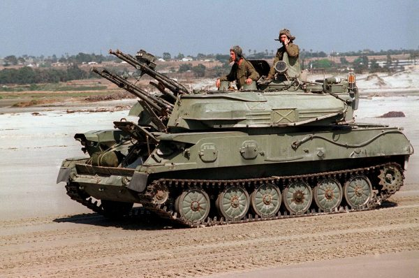 ZSU-2-34 Szyłka