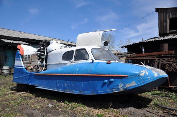 Aerosanie Tupolew A-3