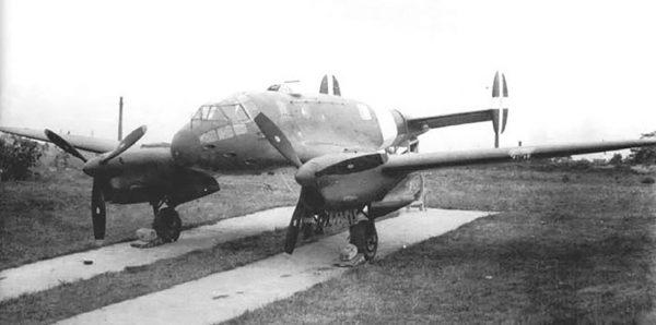Caproni Ca.331 C.N.