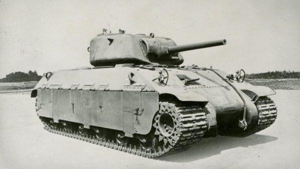 Czołg ciężki T14