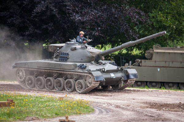 Panzer 61 (fot. Wikimedia Commons)