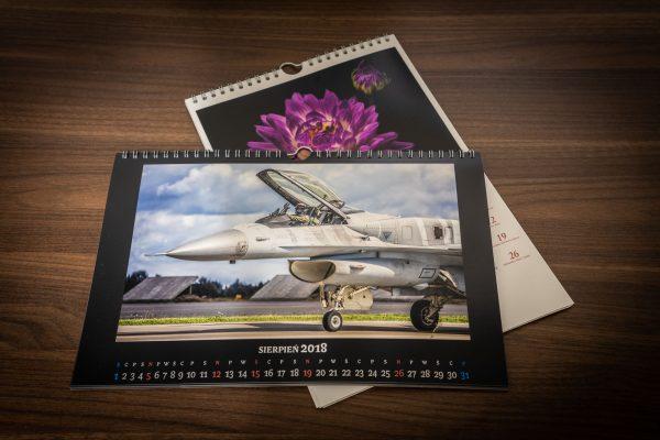 FotoKalendarze to ciekawy sposób na podzielenie się swoimi zdjęciami z innymi (fot. Michał Banach)