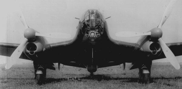 Caproni Ca.331 O.A.