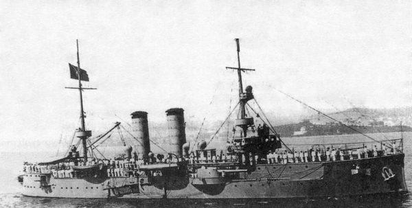 Vasco da Gama po przebudowie