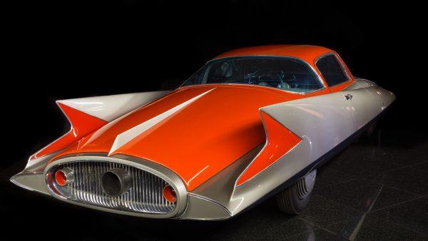 Ghia Gilda Concept (fot. mattstonecars.com)