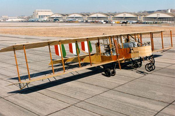 Caproni Ca.36 (powojenna wersja Caproni Ca.3)
