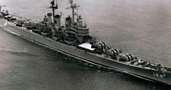 Amerykańskie krążownik przeciwlotnicze typu Worcester