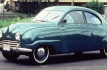 Saab 92 (1950) - początek legendy