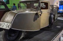 Goliath Pioneer - niemiecki trójkołowiec z lat 30.