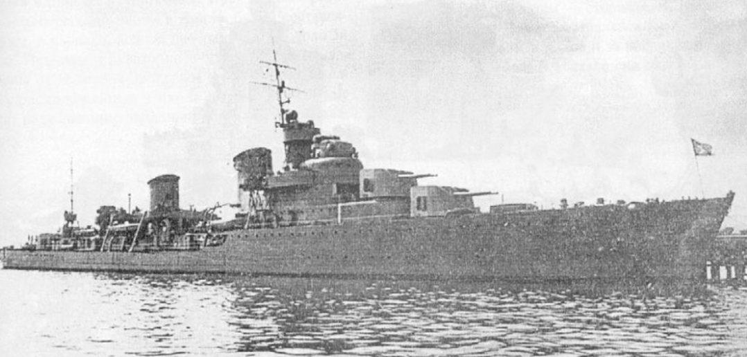 Radziecki wielki niszczyciel Taszkient (1937)