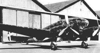 Zapomniany włoski Caproni Ca.331