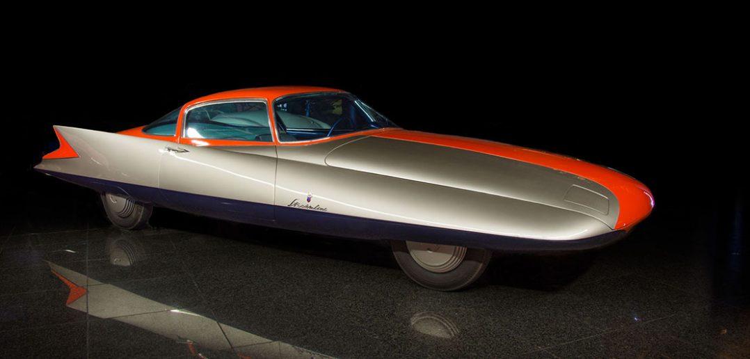 Jedyny w swoim rodzaju Chrysler Ghia Gilda Concept